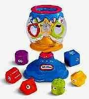 Развивающая игрушка Сортер Little Tikes