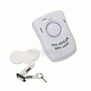 Ультразвуковой отпугиватель собак «Dog Repeller» с сиреной и фонариком