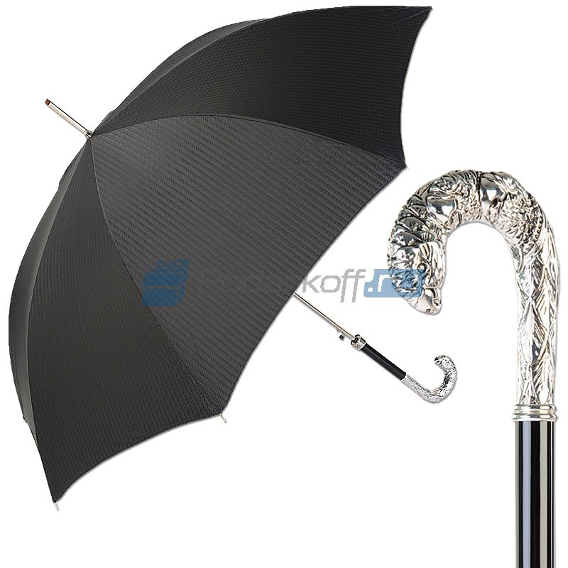Мужской зонт-трость Pasotti Pappagallo Man