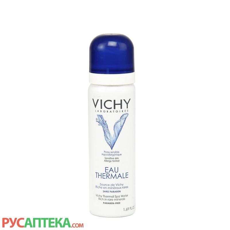 Термальная Вода Vichy Spa 50 мл