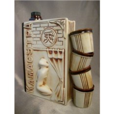 Подарочный набор для крепких напитков Камасутра