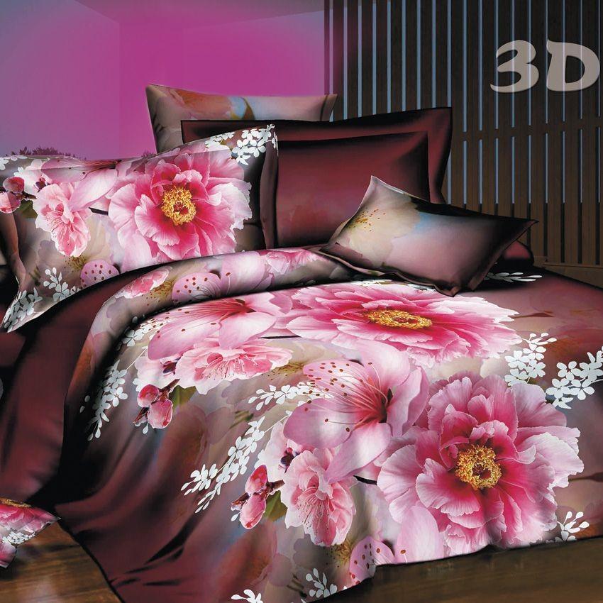 Постельное белье Весеннее настроение (1,5-спальный)