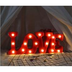 LED светильник Love