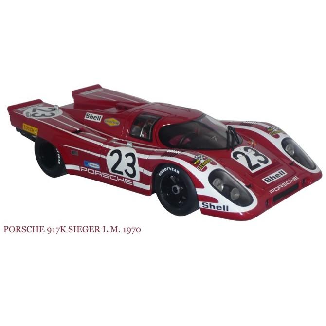 Модель Porshe 917K Sieger L.M. 1970'