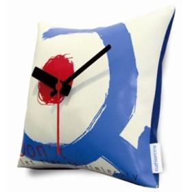 Часы-подушка настенные