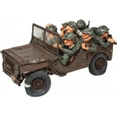 Скульптура Военный патруль