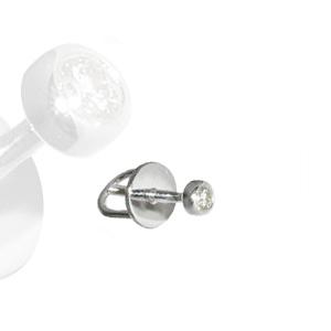 Серьга Diamante