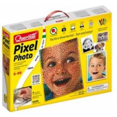 Пиксельная мозаика из серии Фото от Quercetti