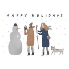 Открытка Happy Holidays
