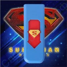 USB зажигалка Superman
