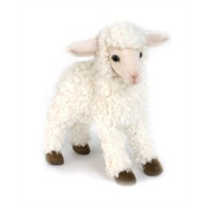 Мягкая игрушка Овечка белая от Hansa