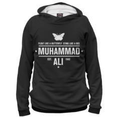 Худи Print Bar Мухаммед Али