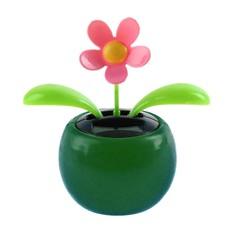 Маятник Цветочек в горшке, зеленый