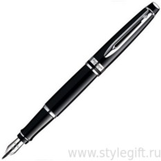 Перьевая ручка Waterman Expert 3 DeLuxe Black CT