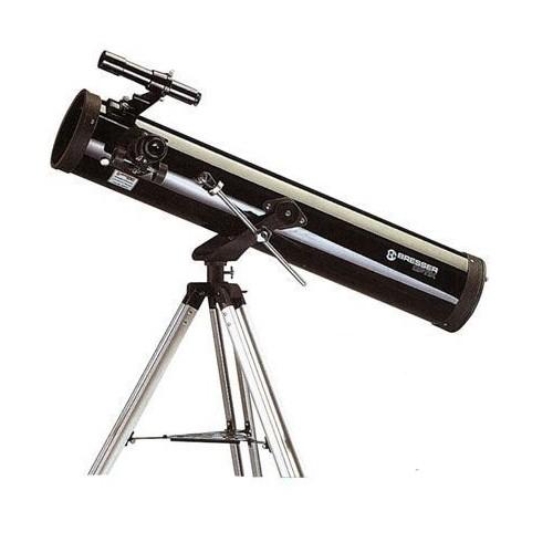 Детский зеркальный телескоп-рефлектор Bresser Venus 76/700