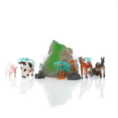 Игровой набор в тубе Фермерские животные