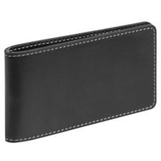 Черный футляр для кредитных карт Security