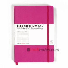 Записная книжка Medium Notebook Pink от Leuchtturm1917