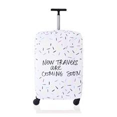 Чехол для чемодана Travels coming