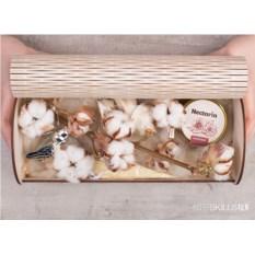 Набор хлопкового мёда Organic Cotton