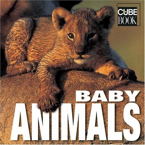 Книга «Детеныши зверей»