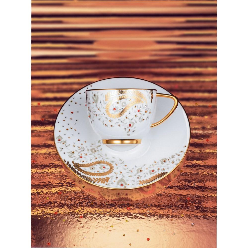 Чайная пара Dream с кристаллами Swarovski