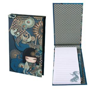 Карманный блокнот с ручкой Йошико (Yoshiko) - Удача