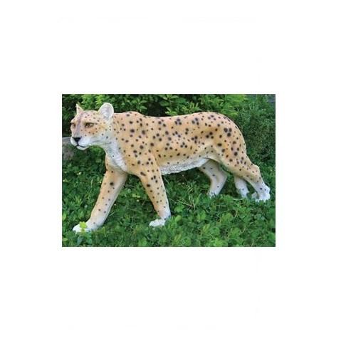 Ландшафтная фигурка Большой леопард