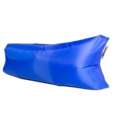 Надувной синий диван Ламзак