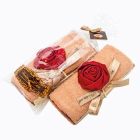 Столовое полотенце Рулет (рококо в карамели)