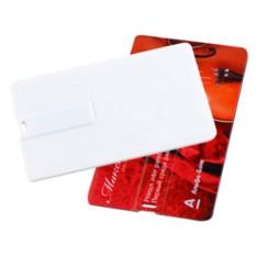 Флешка Canvas в виде кредитной карты (32 Gb)