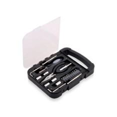 Черный набор инструментов Нордик