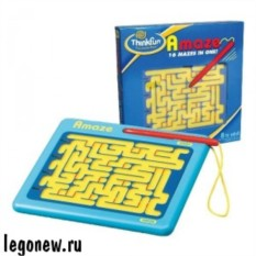 Настольная игра-головоломка Лабиринт Amaze