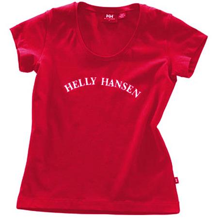Футболка Helly Hansen W.Portland Tee