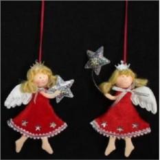 Рождественское украшение Ангел