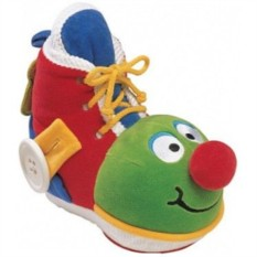 Развивающий ботинок с зеркалом от K'S Kids
