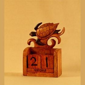 Календарь Черепаха