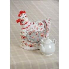 Набор для вышивания Курица-грелка