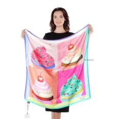 Женский платок Moschino