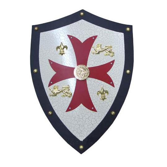 Панно «Турнирный рыцарский щит»