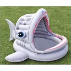 Детский бассейн Чудо-рыба Intex
