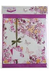 Коробка подарочная Цветочный вальс