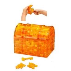 3D головоломка Сундук