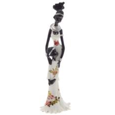 Декоративная фигурка Африканка высотой 22,8 см