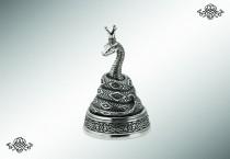 Серебряный колокольчик «Царевна-Змея»