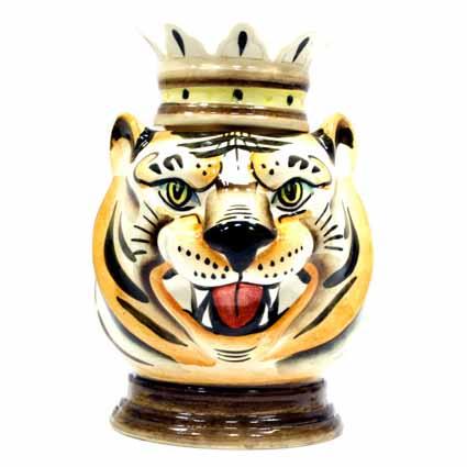 Шкатулка для чая «Царь-Тигр»