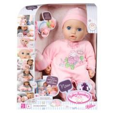 Многофункциональная кукла Zapf Creation Baby Annabell