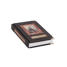 Книга Святое русское воинство (кожа, в мешочке)