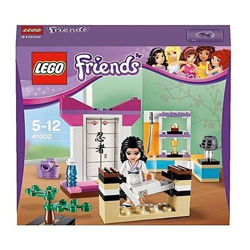 Конструктор LEGO Friends Эмма - каратистка