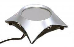 Подогреватель для кружек и  USB хаб